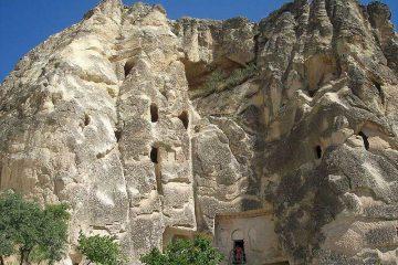 iglesias rupestres